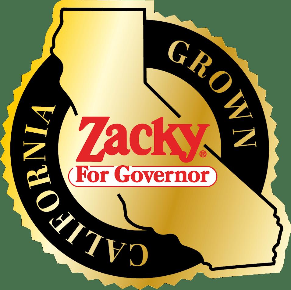 Leo Zacky for Governor 2021